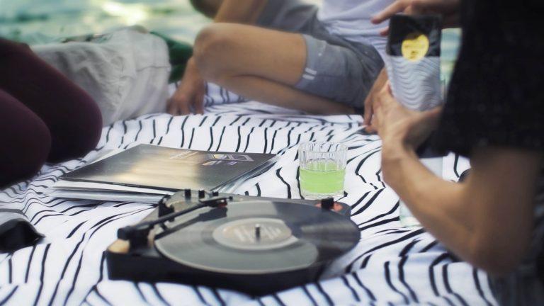 Mizucha picnic with Mimikoto record